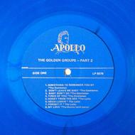 GOLDEN GROUPS VOL. 48 - BEST OF APOLLO VOL. 3 (LP - Blue vinyl)