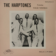 HARPTONES VOL. 2 LP