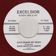 DAVE BARTHOLOMEW - WHO DRANK MY BEER