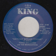 HANK BALLARD AND MIDNIGHTERS -SWITCHIE WITCHIE TWITCHIE/ TORE UP