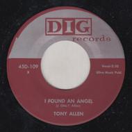 TONY ALLEN - I FOUND AN ANGEL