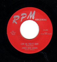 CONNIE MACK BOOKER - LOVE ME PRETTY BABY