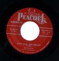 BIG WALTER - PACK FAIR AND SQUARE