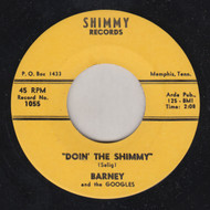 BARNEY AND THE GOOGLES - DOIN' THE SHIMMY