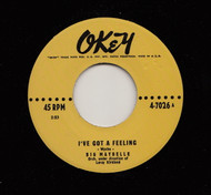 BIG MAYBELLE - IVE GOT A FEELING