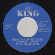 TINY BRADSHAW - BRADSHAW BOOGIE