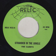 CADETS - STRANDED IN THE JUNGLE