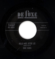 EDDIE BURNS - HELLO MISS JESSIE LEE