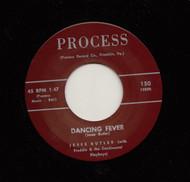 JESSE BUTLER - DANCING FEVER