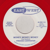 FREDDIE CARPENTER - MONEY, MONEY, MONEY