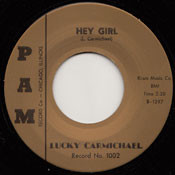 LUCKY CARMICHAEL - HEY GIRL