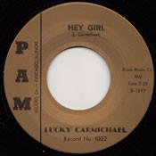 LUCKY CARMICHAEL - HEY GIRL