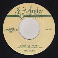 COLTS - SHIEK OF ARABY
