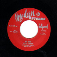 DOLLY COOPER - MY MAN