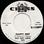 DAVE BABY CORTEZ - HAPPY FEET