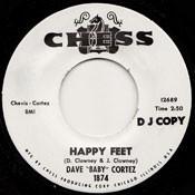 DAVE BABY CORTEZ - HAPPY FEET