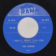 CROWS - I REALLY REALLY LOVE YOU