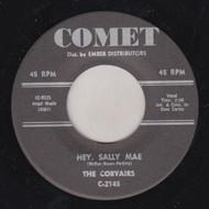 CORVAIRS - HEY SALLY MAE