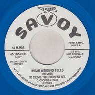 CUBS - I HEAR WEDDING BELLS +3