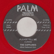 CUFFLINKS - PLEASE TELL ME