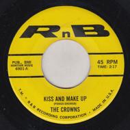 CROWNS - KISS AND MAKE UP