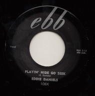 EDDIE DANIELS - PLAYIN' HIDE AND SEEK