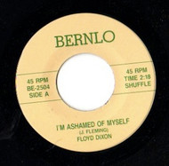 FLOYD DIXON - I'M ASHAMED OF MYSELF