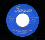 LEROY DALLAS - JUMP LITTLE CHILDREN JUMP
