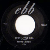 FLOYD DIXON - OOH LITTLE GIRL