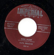FATS DOMINO - ROSE MARY