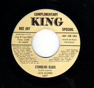 JACK DUPREE - STUMBLING BLOCK