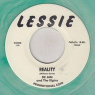 DE JAN AND THE ELGINS - REALITY