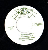 FALCONS - I FOUND A LOVE RnB45-0401