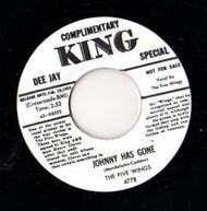 FIVE WINGS - JOHNNY HAS GONE