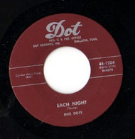FIVE DOTS - EACH NIGHT