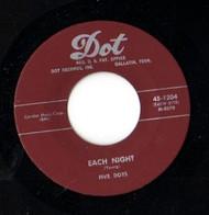 FIVE DOTS - EACH NIGHT
