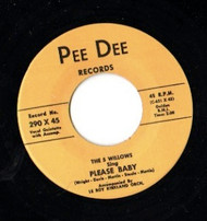 FIVE WILLOWS - PLEASE BABY