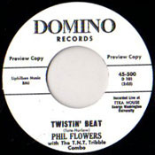 PHIL FLOWERS - TWISTIN' BEAT