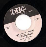 GLADIATORS - GIRL OF MY HEART