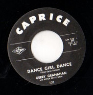 GERRY GRANAHAN - DANCE GIRL DANCE