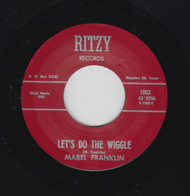 MABEL FRANKLIN - LET'S DO THE WIGGLE