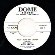 GAY TUNES - GOT YOU ON MY MIND