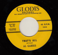 AL GARRIS - THAT'S ALL