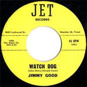 JIMMY GOOD - WATCH DOG