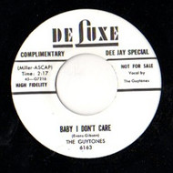 GUYTONES - BABY I DON'T CARE