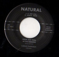 CLEDUS HARRISON - ROCK AND ROLL IN THE GROOVE