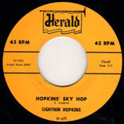 LIGHTNIN HOPKINS - HOPKINS SKY HOP