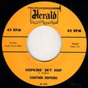 LIGHTNIN HOPKINS - HOPKINS SKY HOP