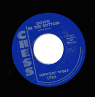 HOWLIN WOLF - DOWN IN THE BOTTOM