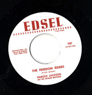 HAROLD JACKSON - THE FREEDOM RIDERS